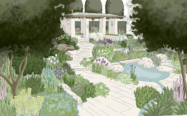 Nome Garden: Show Gardens At The RHS Chelsea Flower Show 2014
